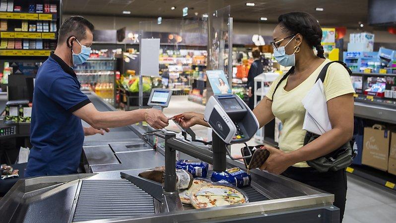 Coronavirus: lemasquedevient obligatoire dans les commerces vaudois