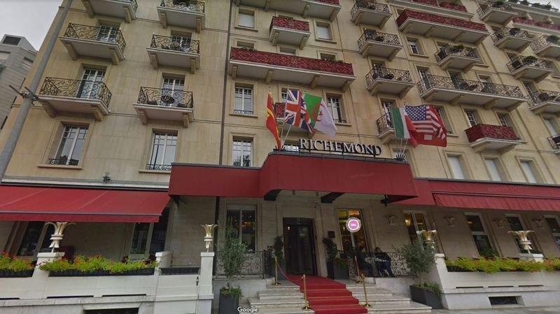 Terrassé par le virus, l'hôtel Le Richemond ferme ses portes