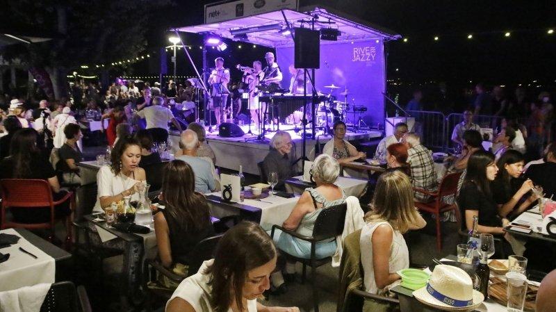 Nyon: Rive Jazzy a comblé un manque de festival