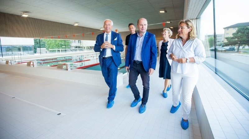 Le district de Morges tient enfin une piscine publique couverte
