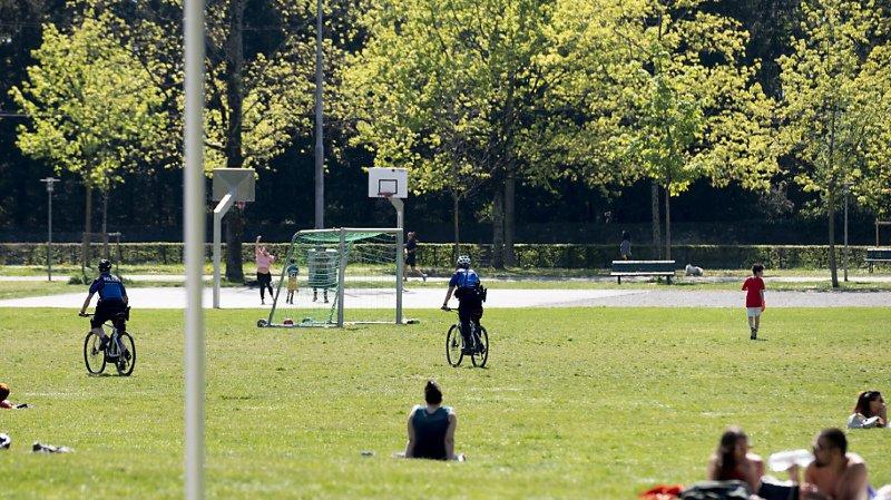 Afin de lutter contre les effets des canicules, les Verts vaudois préconisent d'arboriser les espaces publics (archives).