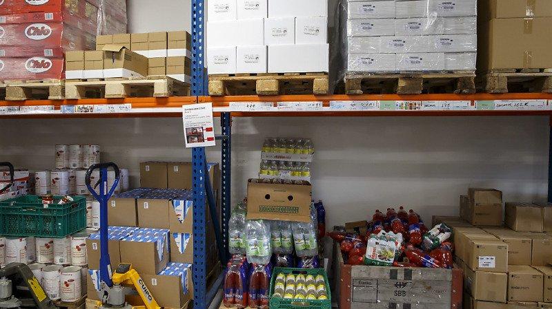 Vaud: Caritas et CSP ont distribué plus d'un million aux démunis