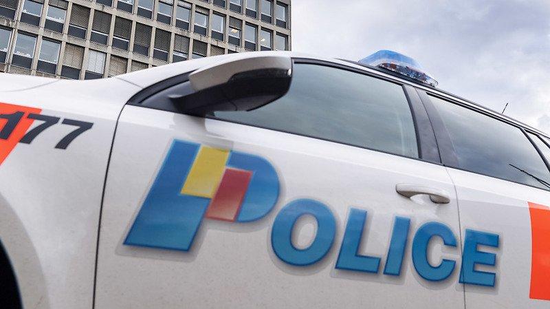 La police genevoise est intervenue dans la nuit de jeudi à vendredi suite à l'embardée mortelle d'un scootériste sur la place des Charmilles (image prétexte).