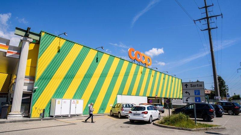 A Vich, le centre Coop sera prêt avec plus de six mois d'avance