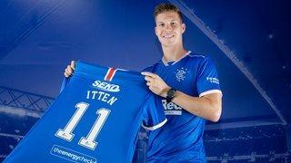 Football: Cedric Itten quitte Saint-Gall et signe aux Rangers