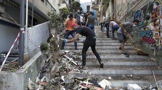 L'onde de choc de Beyrouth suscite la colère jusque sur La Côte
