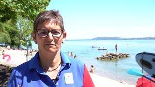 Une campagne de prévention contre la noyade avec Daniel Koch comme ambassadeur