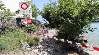 Neuchâtel: les habitants privés de baignade dans le lac à cause d'une bactérie