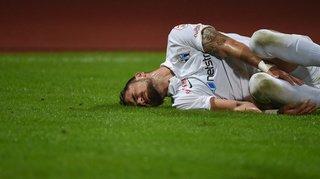 45'000 accidents par année: les blessures des footballeurs en chiffres