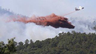 Incendie maîtrisé près de Marseille: 2700 évacuations, 1000 hectares ravagés