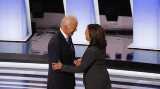 Présidentielle américaine: Joe Biden a choisi la sénatrice Kamala Harris comme colistière