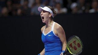 Tennis: Belinda Bencic renonce à son tour à l'US Open