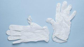 Coronavirus: les gants seraient inutiles pour se protéger