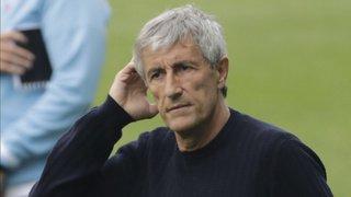 Football: le FC Barcelone a limogé son entraîneur