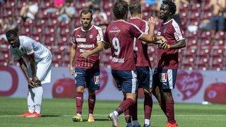 Football - Europa League: Servette affrontera les Slovaques de Ruzomberok