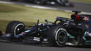 Formule 1 – GP de Silverstone: Lewis Hamilton remporte la course avec une crevaison