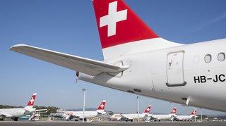 Un avion de Swiss à destination de Stockholm fait demi-tour à cause de problèmes techniques