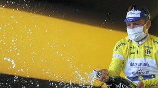 Cyclisme - Tour de Pologne: victoire finale du Belge Remco Evenepoel