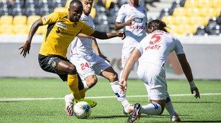 Football - Coupe de Suisse: Sion s'incline face à Young Boys qui part en finale