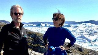 Le climatologue du WSL est tombé dans une crevasse au Groenland