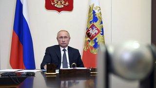 """Coronavirus: Poutine annonce que la Russie a développé le """"premier"""" vaccin"""