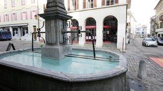 Nyon et ses voisins fermeront le robinet d'une partie de leurs fontaines