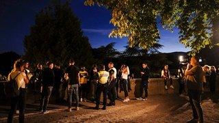 Quand Police Nyon Région va à la rencontre des jeunes fêtards