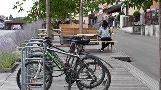 Nyon: le secteur de la gare s'adapte aux besoins de ses usagers