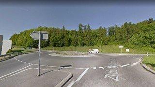 Aclens: un motard de 65 ans décède après une collision