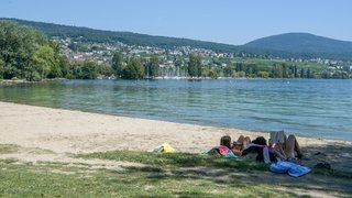 La baignade à nouveau autorisée dans le lac de Neuchâtel, pas de souci dans le Léman