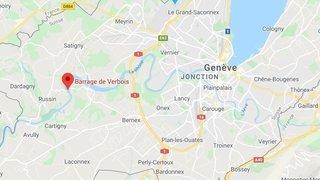 Genève: le nageur disparu dimanche retrouvé sans vie au barrage de Verbois