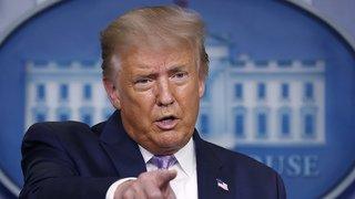 Internet: Facebook retire une vidéo de Trump jugée mensongère sur la pandémie