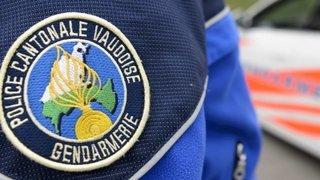 Yvorne: cinq blessés dont un grave dans un accident de la circulation