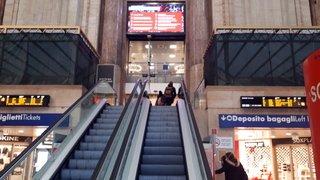 Les Eurocity reliant la Suisse à Milan par le Simplon supprimés entre le 16 août et le 6 septembre