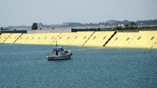 Venise protégée des inondations par «Moïse»