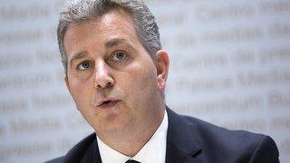 Politique: le comité directeur de l'UDC soutient à l'unanimité la candidature de Marco Chiesa