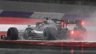 Formule 1 – GP de Styrie: 89e pole position pour Lewis Hamilton, sous la pluie