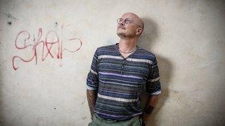 Des étals aux pinceaux: l'ex-épicier s'est mué en artiste
