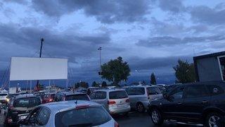 A Cossonay, le centre TCS se transforme en cinéma géant