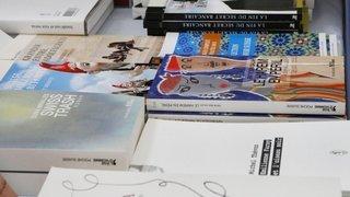 A Lausanne, une librairie éphémère valorisera auteurs et éditeurs du cru