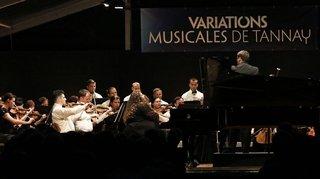 A défaut des Variations, Tannay se consolera avec deux concerts