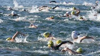 Limité, le deuxième Open Swim Stars Nyon fait le plein