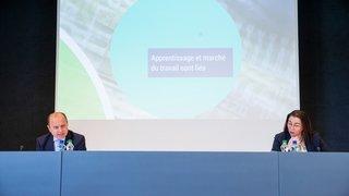 Vaud: 3millions supplémentaires pour le soutien à l'apprentissage