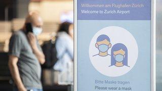 Coronavirus: 152 nouveaux cas en Suisse en 24 heures