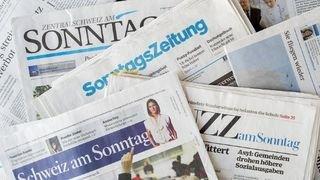 Revue de presse: coût du congé paternité surestimé, duchlorothalonil dans l'eau d'Evian, drones de l'armée indisponibles,… les titres de ce dimanche
