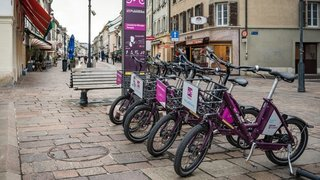 La quasi totalité des vélos de PubliBike Lausanne-Morges vandalisés