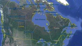 Québec: fillettes retrouvées mortes après 3 jours de recherches