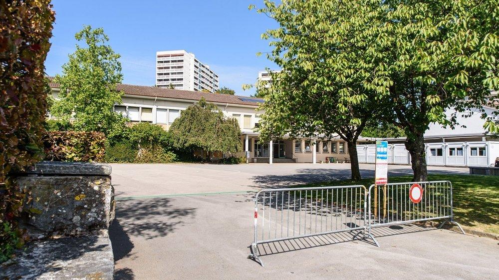 Les travaux de démolition sont planifiés l'été prochain au collège de Chanel. L'objectif est de disposer des nouveaux locaux pour la rentrée 2023.