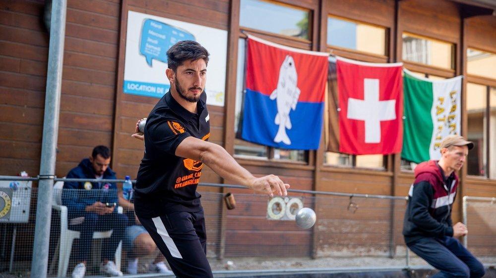 Champion du monde de tête à tête l'an dernier, Maïky Molinas a mené son équipe à la victoire à Perdtemps.
