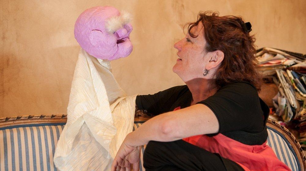 L'atelier Mademoiselle F a été créé par Fabienne Penseyres il y a neuf ans.